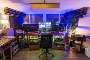 Beat Tank recording studio Melbourne