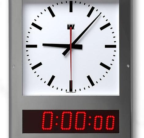 WS OP CLOCK COMBI CHRONO