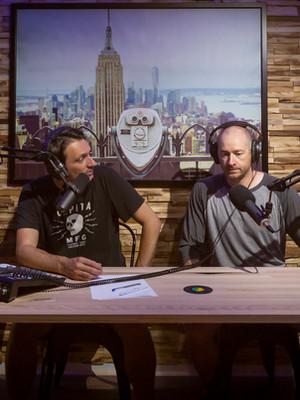 Podcast studio hire Melbourne