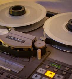 Tascam MS-16 tape machine