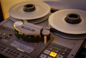 Sweet analog tape.