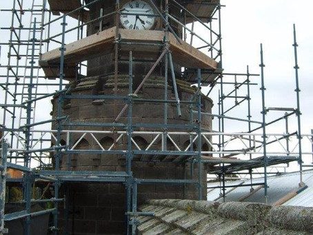 Pentridge Prison Tower clock Coburg