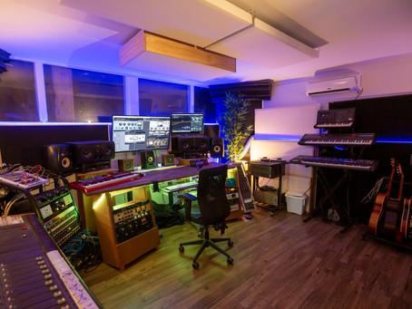 Recording Studio Melbourne | Beat Tank renovation