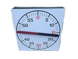 PE900 Series Open Case Pace Timer