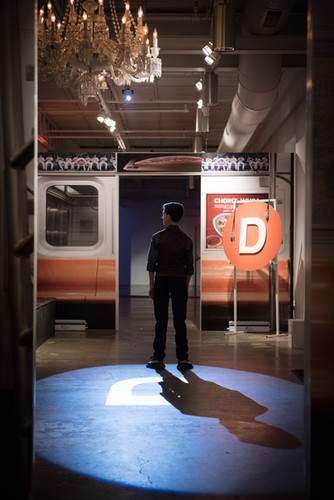 All aboard the D Train