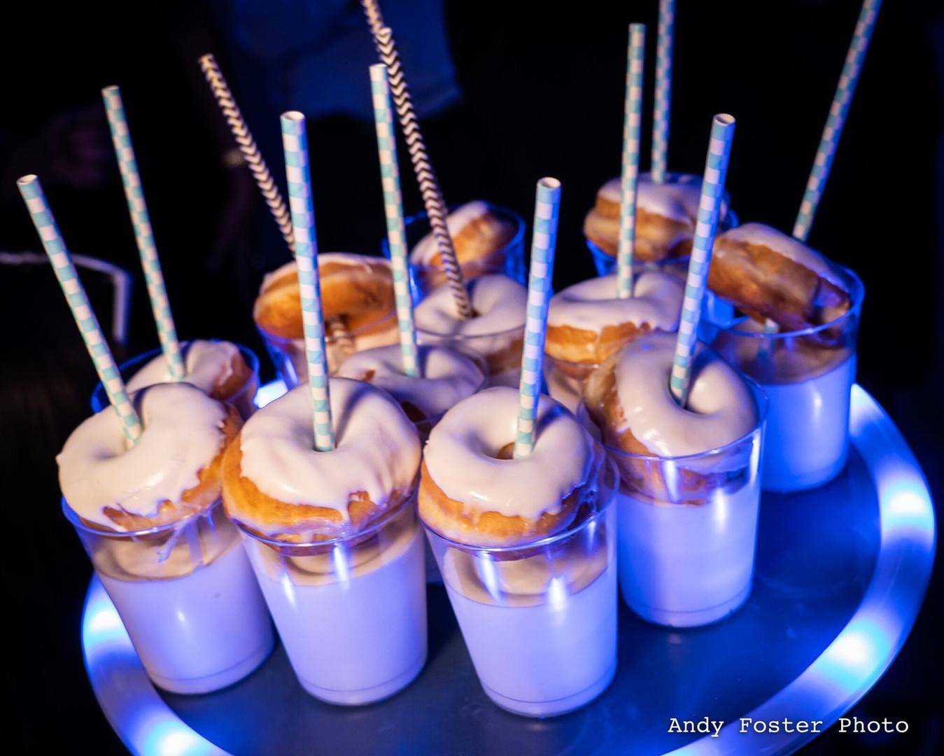 Milkshakes and Donuts