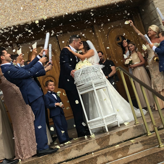 Best blessings for the Bride and Groom