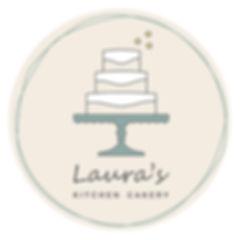 Laura's Kitchen Cakery Logo