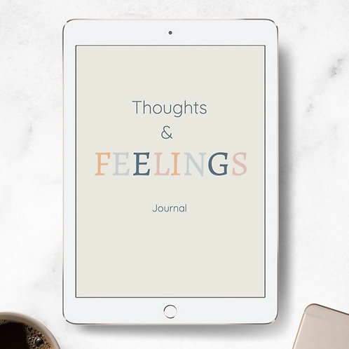 Thoughts & Feelings Journal (Download)