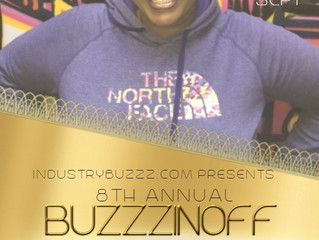 Meet our 8th Annual BuzzZinOFF AwardsHonoree DrShaniqua Jones 9.8.18