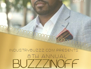 Meet Our 8th Annual BuzzZinOFF Awards Honoree Reginald L. Cotton 9.8.18