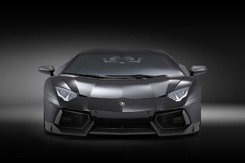 Aventador LP700 NVTC Fully Carbon Fibre 3-piece Add-on Body Kit.