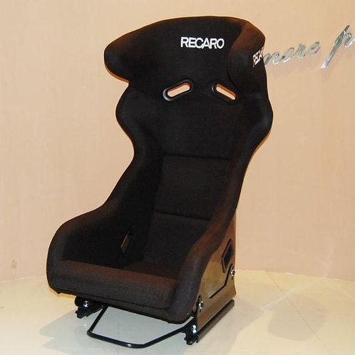 2x Recaro Pro Racer SPG BLACK Carbon Fibre Kevlar Fixed Back Bucket Seats.