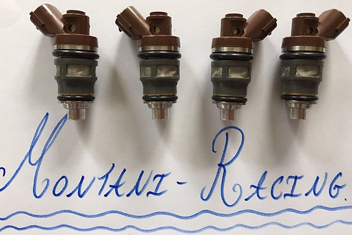 Denso 800cc Injectors! 3SGTE! Brand New! Set Of 4! MR2 Turbo! Celica GT4!