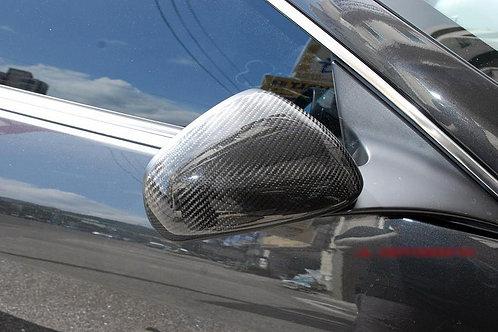 Granturismo Carbon Fibre Wing Mirror Side Mirror Covers.