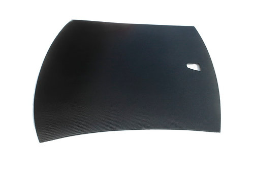 R35 GTR Carbon Fibre Full Roof Skin Cover with Antenna Module Slot.