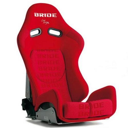 2x Bride Low Max GIAS II RED Carbon Fibre Aramid Kevlar Reclining Bucket Seats.