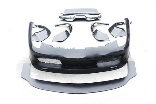458 Full Carbon Fibre Body Kit. LB Ver.1.