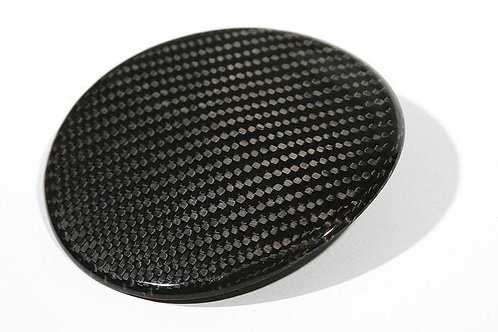458 OEM Fitment Fully Carbon Fuel Cap Cover.