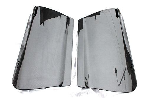 R35 GTR Fully Carbon Fibre Complete Doors! (Pair / 2x).