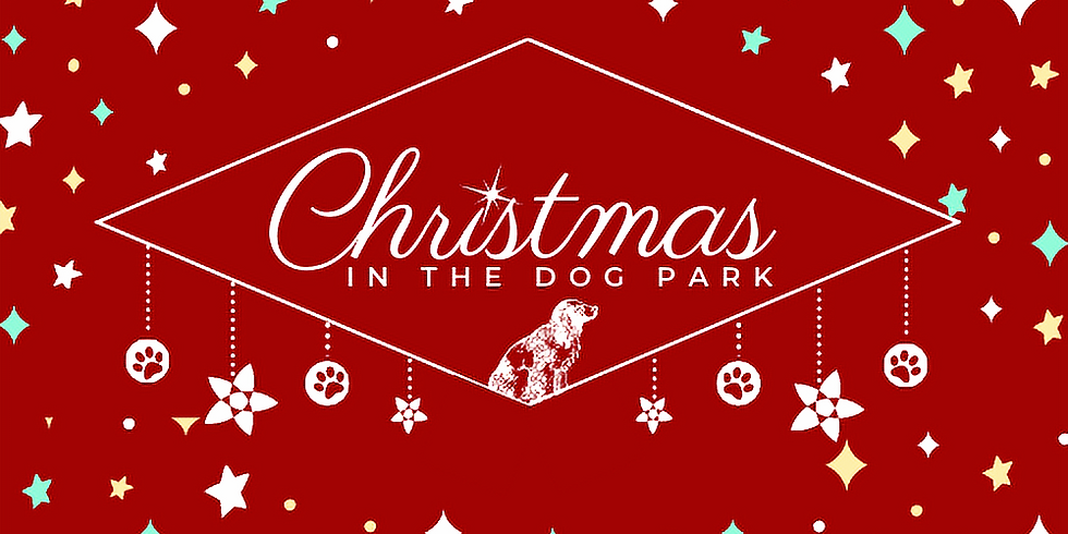 Christmas in the Dog Park