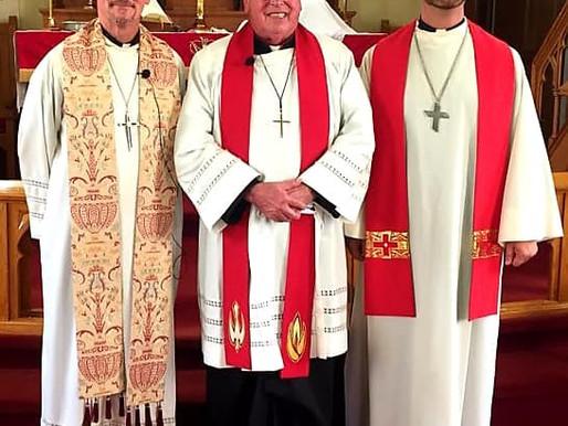 Rev. Richard Klein Celebrates 50 years in Pastoral Ministry