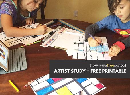How We Do Artist Studies