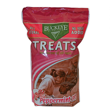 Buckeye Peppermint Treats