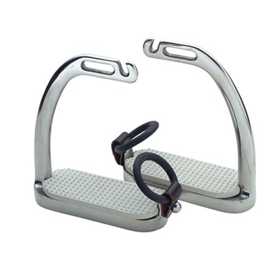 Shires Fillis Peacock Safety Stirrups