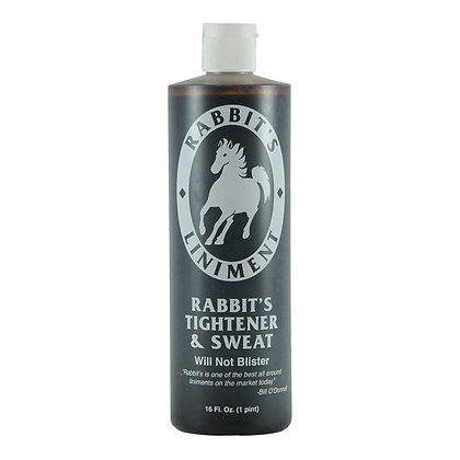 Rabbits Liniment 16oz