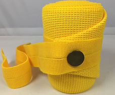 Yellow rolled button Westip Bandage.jpg