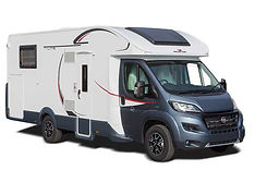 T-Line 740, Motorhome For Sale, Sheffield