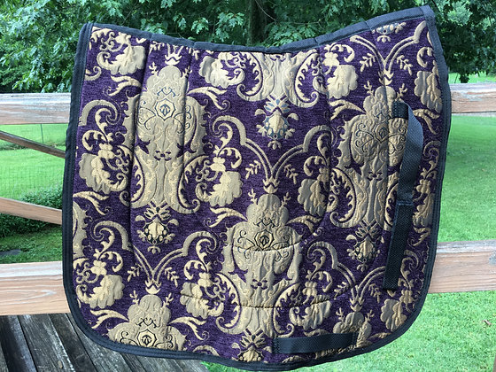 Baroque Provance Saddle Pad Dressage