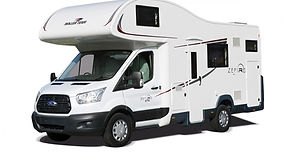 Motorhome Hire, Sheffield, Auto Roller 200