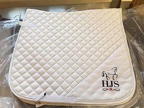 White Saddle Pad HJS.jpg