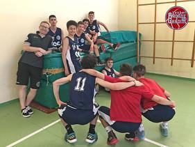 U16CSI: Senza fatica in semifinale