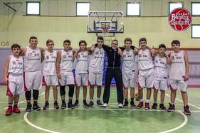 U15: Al Basket Lugo il derby