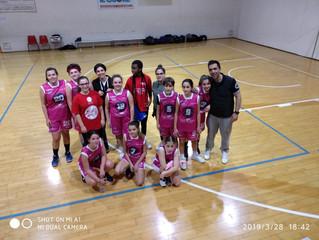 U14F: La Libertas Forlì vince in casa.