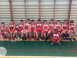 U13: Ceduto nel finale a Ravenna