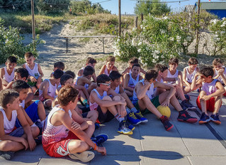 "Basket e divertimento al 1° torneo ""Polk and One"""