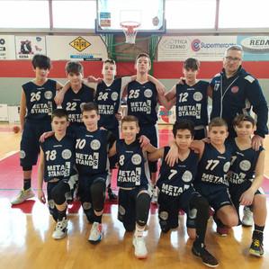 U14: Prima partita e vittoria nella Coppa Primavera