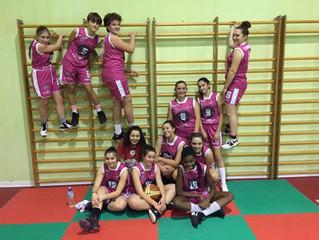 U16F: Vittoria sfiorata al PalaFuso