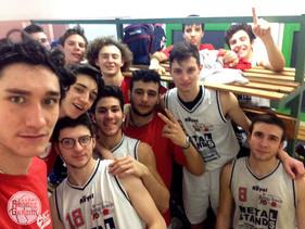U18: Comodo successo sul Jr Basket