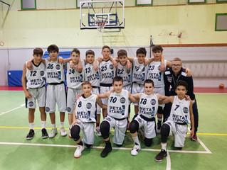 U14: Argenta passa al PalaFuso