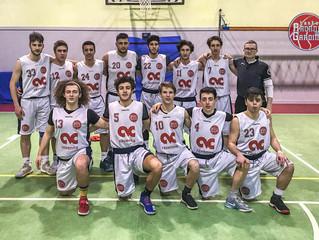 U18: Bella prova contro Pontevecchio