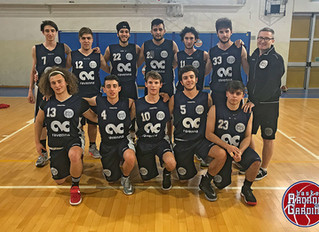 U18: La corsa si ferma a Cesena