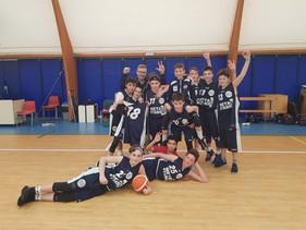 U13: Netta vittoria in trasferta a Russi