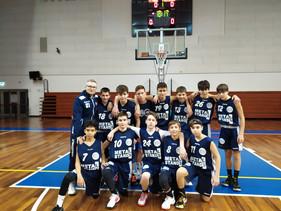 U14: Sconfitta a San Marino