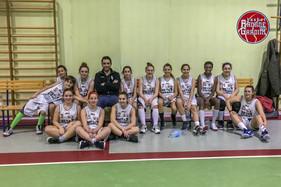 U14F: Il Junior Basket passa al PalaFuso