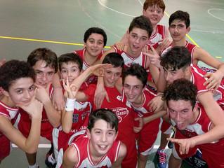 U14: Sudata vittoria a Faenza!